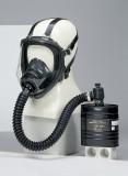 隔离式防毒面罩